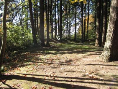 Pioneer Park, Main course, Hole 6