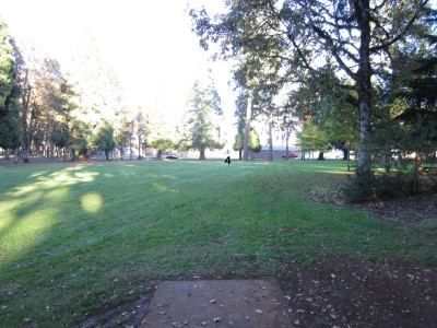 Church Park, Main course, Hole 4