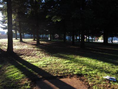 Church Park, Main course, Hole 8