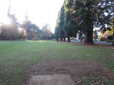 Church Park, Main course, Hole 5