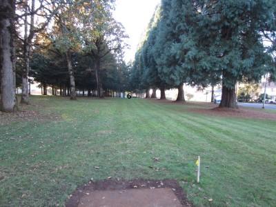 Church Park, Main course, Hole 6