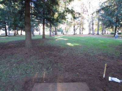 Church Park, Main course, Hole 2