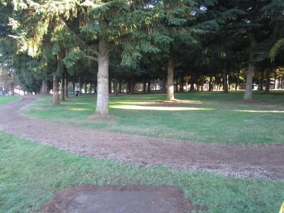 Church Park, Main course, Hole 7