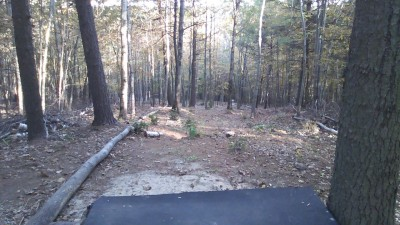 Devil's Grove, The Demon, Hole 10 Tee pad