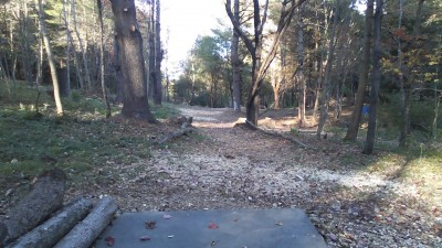 Devil's Grove, The Demon, Hole 16 Tee pad