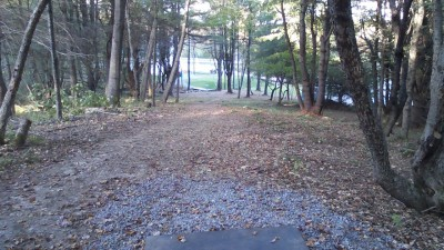 Devil's Grove, The Demon, Hole 18 Tee pad