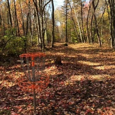 Arthur Latham Park, Main course, Hole 9