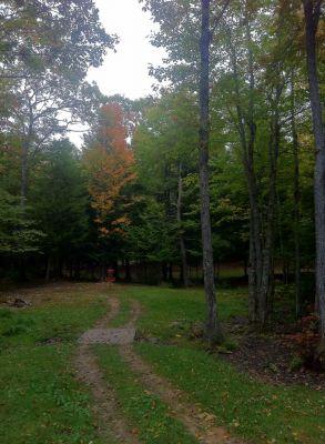 Burnsboro, Main course, Hole 10 Midrange approach