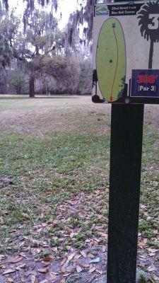 22nd Street Park, Main course, Hole 3