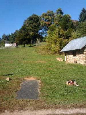 Rockburn Branch, Main course, Hole 14 Tee pad