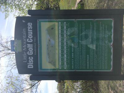 Queen Elizabeth Park, Main course, Hole 1 Tee pad