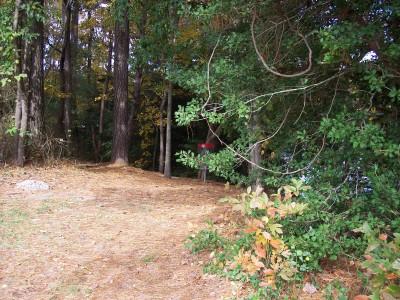 Schumaker Pond, Main course, Hole 16 Short approach