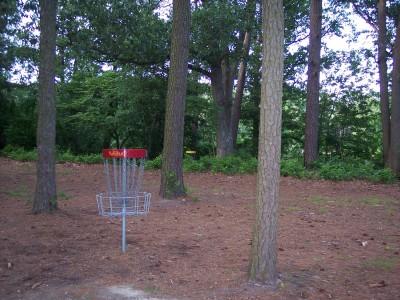 Schumaker Pond, Main course, Hole 5 Putt