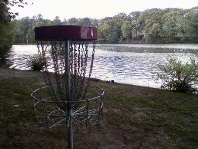 Schumaker Pond, Main course, Hole 4 Putt