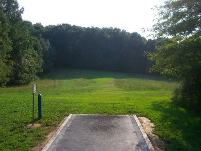Scarboro Hills, Main course, Hole 12 Long tee pad