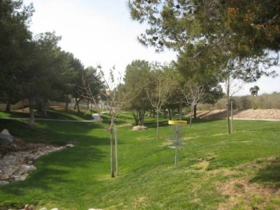 Peccole Ranch, Main course, Hole 14 Reverse (back up the fairway)