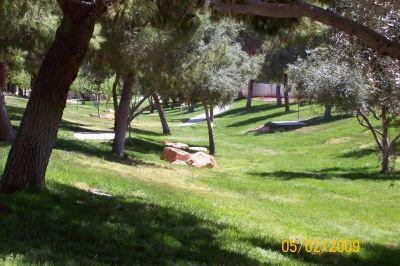 Peccole Ranch, Main course, Hole 11