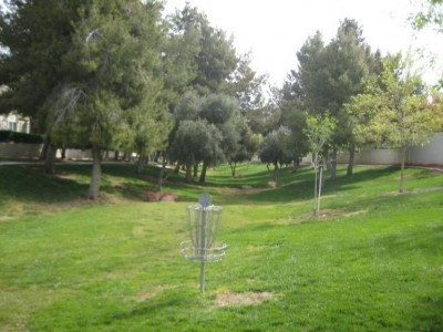 Peccole Ranch, Main course, Hole 5 Reverse (back up the fairway)
