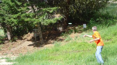 Bogus Basin, Simplot Lodge, Hole 12 Putt