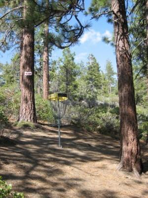 Zephyr Cove Park, Main course, Hole 5 Putt