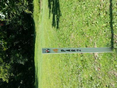 Vermilion River Reservation, Main course, Hole 4 Hole sign