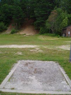 Pinnacle, Main course, Hole 1 Long tee pad