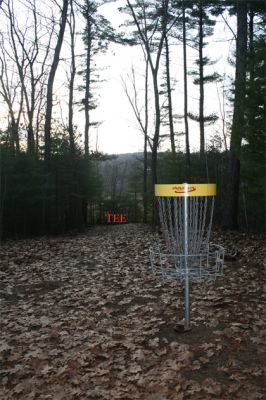 Muldoon Park, Main course, Hole 2 Putt