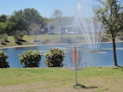 Payne Park, Main course, Hole 3 Putt