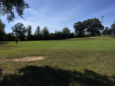 Veterans Park, Main course, Hole 16