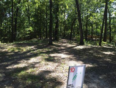 Veterans Park, Main course, Hole 10