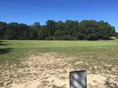 Veterans Park, Main course, Hole 17