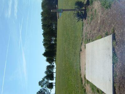 Frank Liske Park, Main course, Hole 2 Tee pad