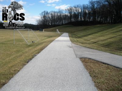 Codorus Township Park, Main course, Hole 10 Long tee pad