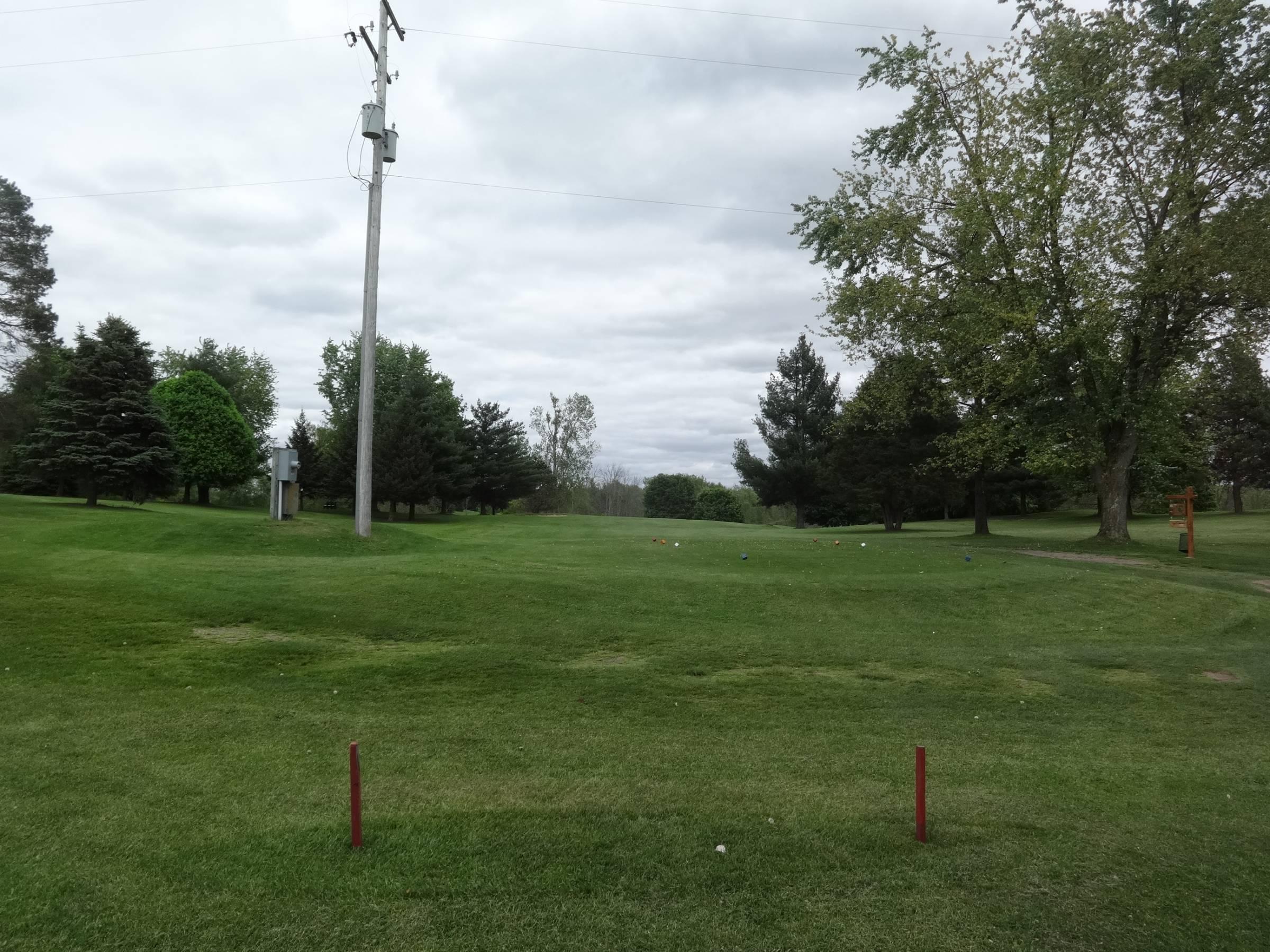 Hole 6 • North course / Pine Hills DGC (Laingsburg, MI ...