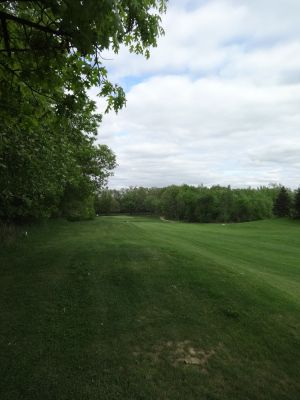 Pine Hills DGC, North course, Hole 10 Tee pad