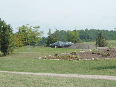 Atchison Park, The Lyon's Den, Hole 9 Long approach