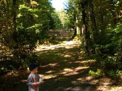 Flatrock, Main course, Hole 2 Tee pad