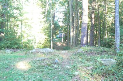 Flatrock, Main course, Hole 8 Long approach