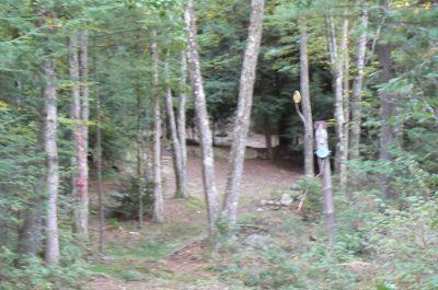 Flatrock, Main course, Hole 13 Long approach