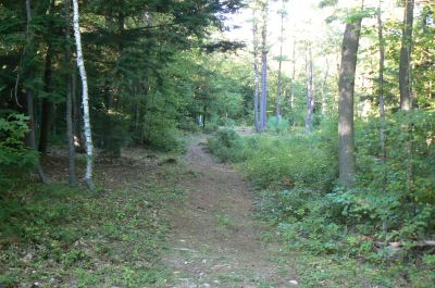 Flatrock, Main course, Hole 5 Long approach