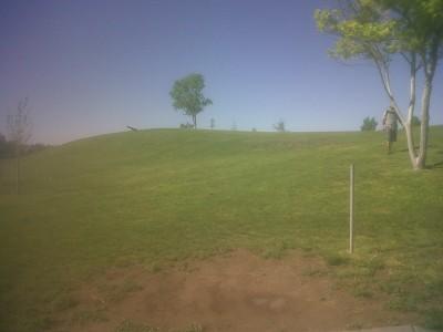 Vista Hills Park, Main course, Hole 1 Tee pad