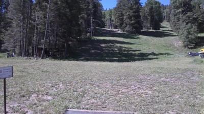 Sipapu Ski & Summer Resort, Main course, Hole 20 Short tee pad