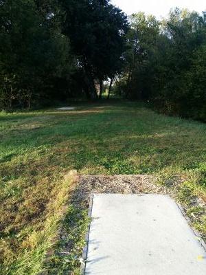 Max E. Roper Interstate Park, East course, Hole 7 Long tee pad