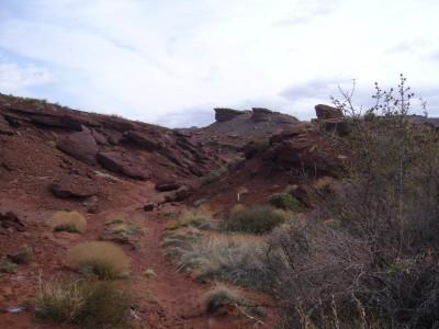 Base Camp, Main course, Hole 10 Long tee pad