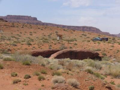 Base Camp, Main course, Hole 18 Long tee pad