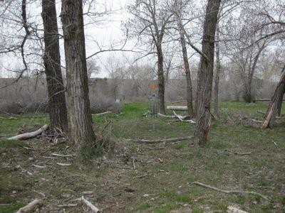 Riverpark, Main course, Hole I Putt