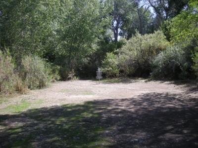 Riverpark, Main course, Hole 7 Short approach