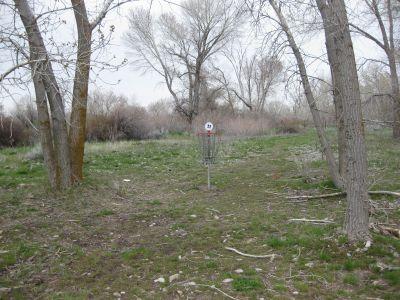 Riverpark, Main course, Hole F Putt