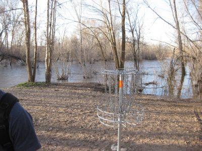 Riverpark, Main course, Hole 15 Putt