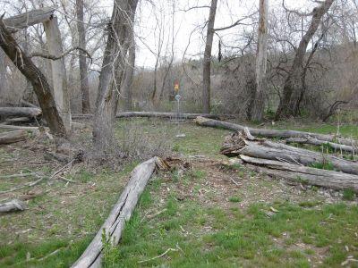 Riverpark, Main course, Hole D Putt